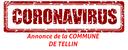 [Coronavirus] - Fermeture des écoles de Bure, Resteigne et Tellin du 1er au 4 mars inclus