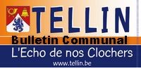 bulletin communal - echo des clochers - tellin